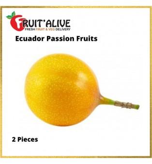 ECUADOR PASSION FRUITS