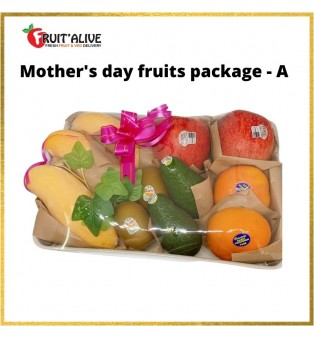 MOTHER'S DAY FRUITS PACKAGE A