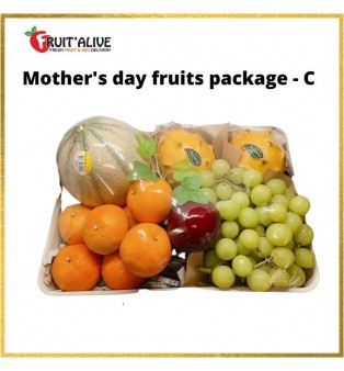 MOTHER'S DAY FRUITS PACKAGE C