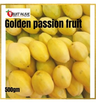 GOLDEN PASSION FRUITS MALAYSIA 500G