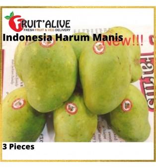 HARUM MANIS MANGO INDONESIA 3 PCS