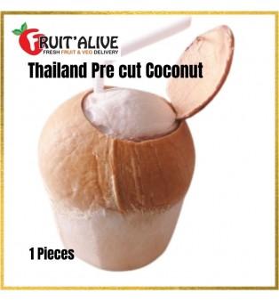 PRE CUT COCONUT THAILAND