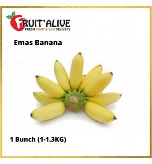 EMAS BANANA (1 BUNCH) MALAYSIA