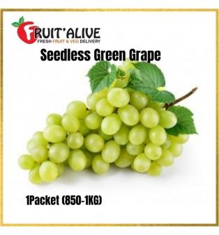 USA SEEDLESS GREEN GRAPE -AUTUMN CRISP (900G-1KG)