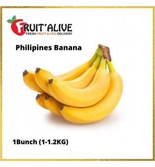 PHILLIPINE BANANA (1 BUNCH)