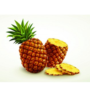 NATURALLY RIPEN PHILLIPINES PINEAPPLE (MALAYSIA)MD2