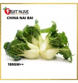 中国奶白 NAI BAI (180GM++)
