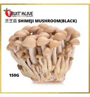 灵芝菇 SHIMEJI MUSHROOM(BLACK) (150g)