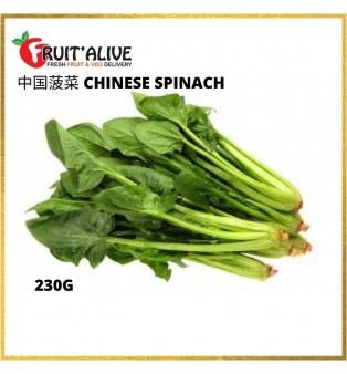 中国菠菜 CHINESE SPINACH (230GM++)