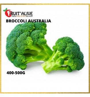 BROCCOLI AUSTRALIA (400-500G)