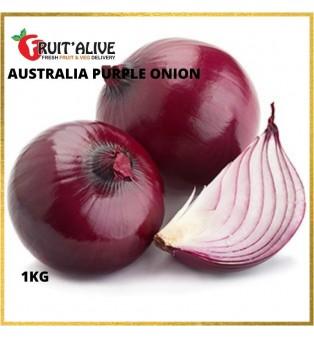 AUSTRALIA PURPLE ONION 1KG