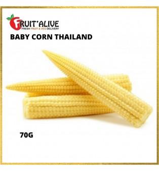 BABY CORN THAILAND (70G)