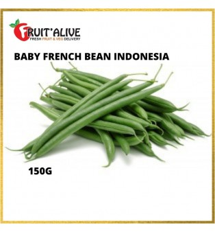 BABY FRENCH BEAN INDONESIA 170G