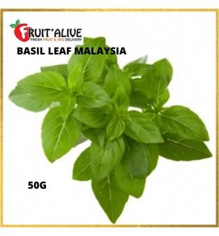 BASIL LEAF MALAYSIA (50G)