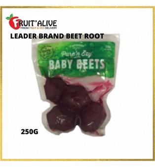 LEADER BRAND BEET ROOT (250G)