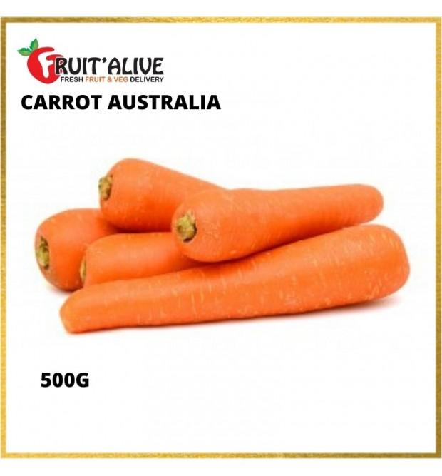 CARROT AUSTRALIA (500G)