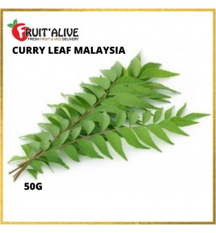 CURRY LEAF MALAYSIA (50G)