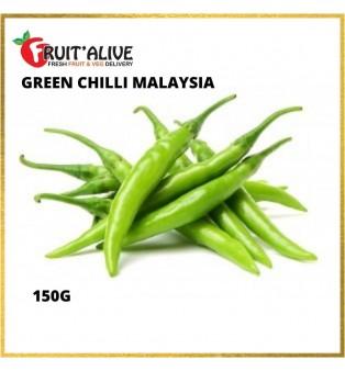 GREEN CHILLI MALAYSIA (150G)