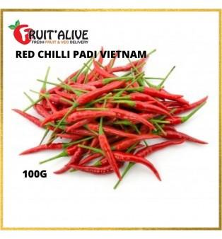 RED CHILLI PADI VIETNAM (100G)