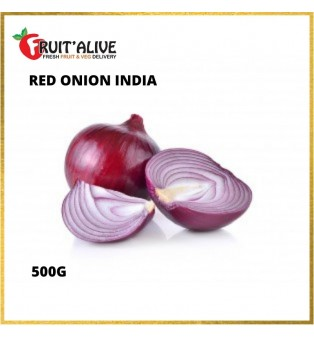 RED ONION INDIA (500G)