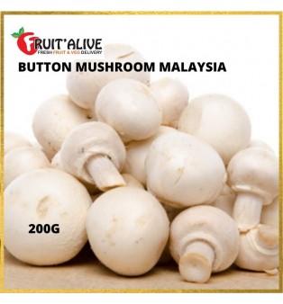 BUTTON MUSHROOM MALAYSIA (200G)