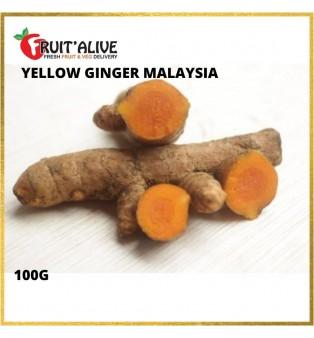 YELLOW GINGER MALAYSIA (100G)