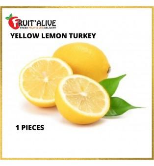 YELLOW LEMON TURKEY(150G)