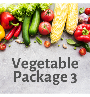 Vegetables Package 3